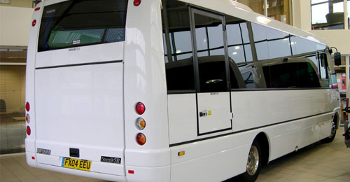 large uk coach hire Cheshunt