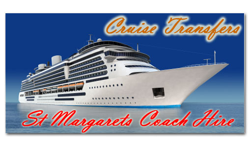 Cruise ship transfer services for groups - groups that want luxury with convenince and affordability