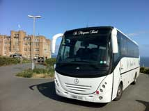 Private coach hire for coach tours UK and Europe
